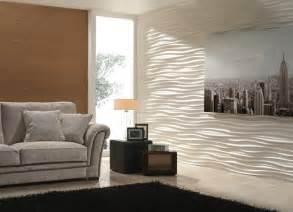 wandgestaltung wohnzimmer beispiele wandpaneele eine trendige tendenz bei der wandgestaltung