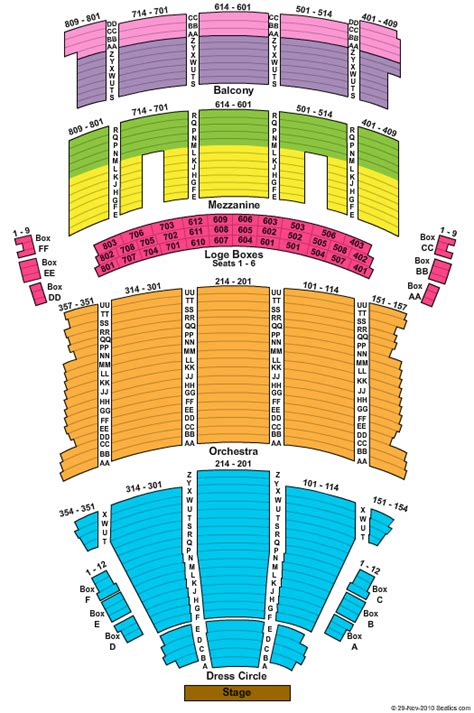 playhouse square seating hamilton 2014 concerts tickets shows concerts state