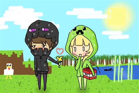 acadamy how to draw micraft things and random thing flower for you minecraft by ne chi on deviantart