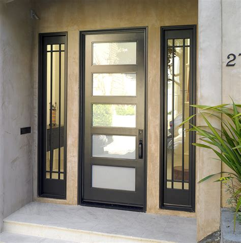 Front Door With Door Exterier Doors Exterior Doors