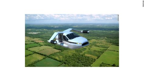 Headway Flying terrafugia s tf x is designed as a four seat in