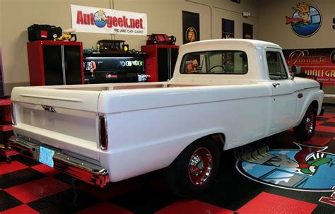 can t last long in bed 1965 ford f100 extreme makeover detailing class truck