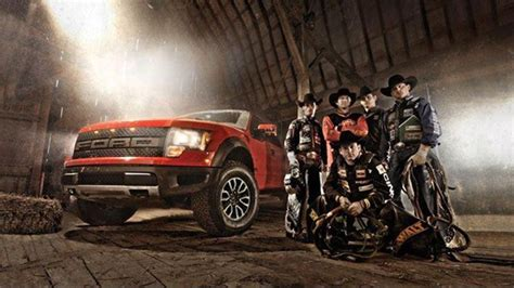 Pbr Ford Truck Giveaway - professional bull riders pbr fans can win a 2012 f 150 svt raptor