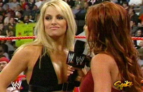 Hemme Wardrobe by Today In History Trish Stratus Spoils Hemme S