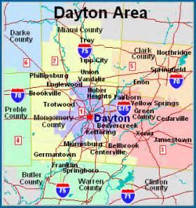 Dayton Zip Code Map by Ohio Health Help 171 Medical 171 Discover Dayton Ohio Local