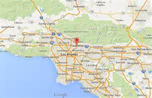 map of pasadena where is pasadena on map of los angeles world easy guides