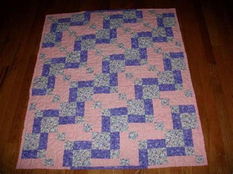 baby hopscotch quilt