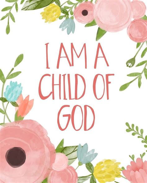 child of god through the of god of a king