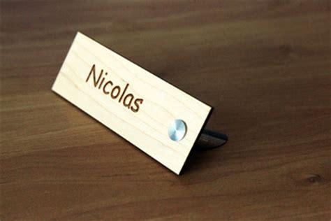 gravure plaques accueil