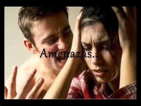 imagenes de violencia de genero verbal violencia psicol 211 gica a la mujer youtube