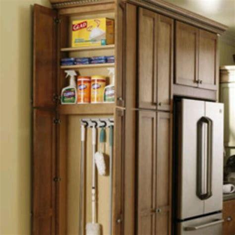 Broom Closet Design Broom Cabinet Kitchen Ideas Cabinets