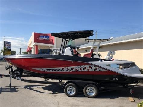 scarab boats 255 scarab 255 open id boats for sale in united states boats
