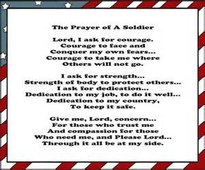 To the left are layouts of soldier family wife etc poems that can be