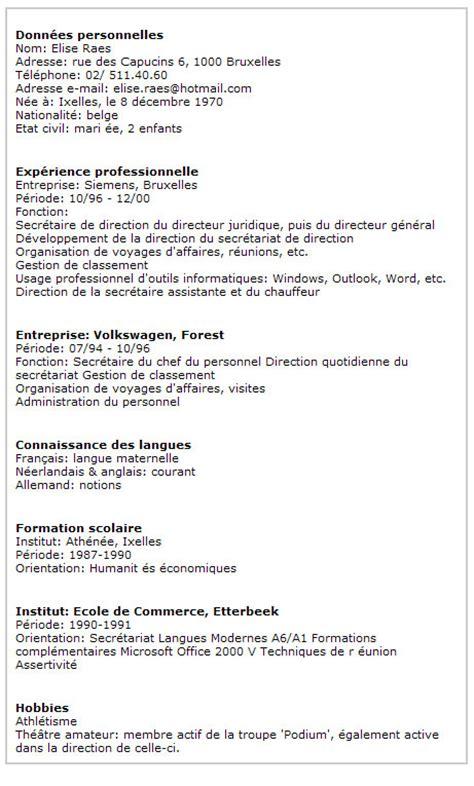 Lettre De Recommandation Journalière Modele Cv Journalier Document
