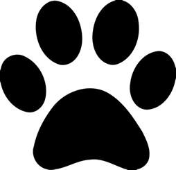 bear paw print clip art many interesting cliparts