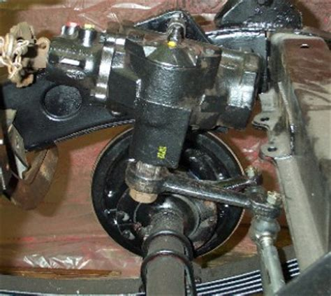 mods – steering upgrade options for early jeeps | ewillys