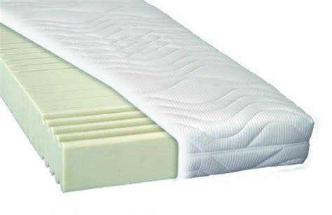 gute matratze 160x200 matratzen lattenroste interbett g 252 nstig