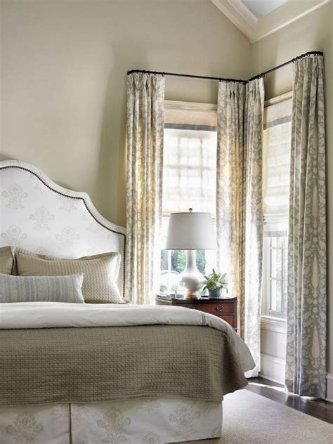 Master Bedroom Curtains Hardware Curtains And Headboard Curtains And Shades Pintere