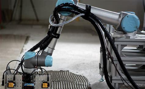 robotic wall system building enthusiasm for construction robotics inside