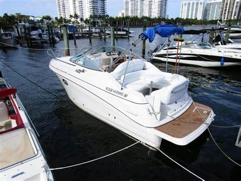 four winns boats sale four winns 248 boats for sale boats