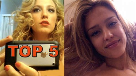 celebrity leak top 5 leaked celebrity photos youtube