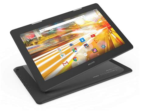 large screen android tablet archos 133 oxygen is an affordable 13 3 inch fhd android tablet