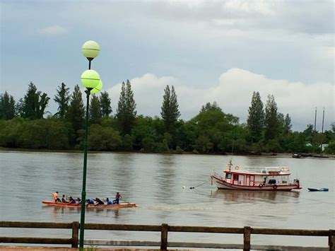 pier krabi chao fah park pier krabi thailand beoordelingen