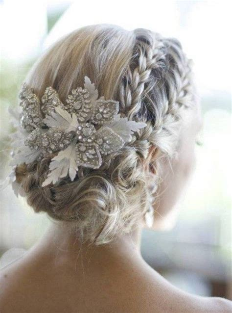 Wedding Hairstyles Using Braids by 1196 Best Bridal Hairstyles Images On
