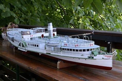 steam boat thames shipmodell elidir thames river steam boat