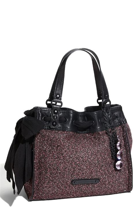 Couture Daydreamer Tote by Couture After Daydreamer Tote In Purple Rich