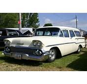 1958 Chevrolet Yeoman Station Wagon 4 Door