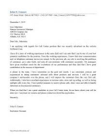 call center staff cover letter freewordtemplates net