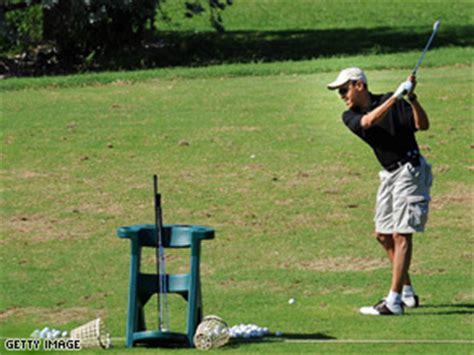 obama golf swing si com what does barack obama s golf swing tell us cnn