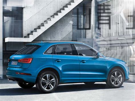 audi q3 price in india audi q3 1 4 tfsi petrol launched in india priced at rs