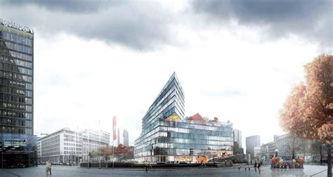 designboom big big proposes axel springer cus for historic berlin site