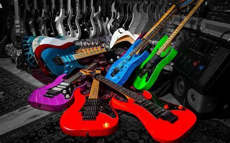 colorful guitar wallpaper wallpaper guitars colorful hd music 6094