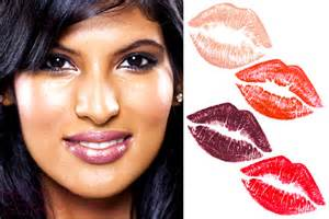lipstick colors for brown skin best lipstick shades for light brown skin