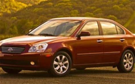 Kia Optima 2006 Recalls Kia Recalls 145 000 Optimas Rondos For Airbag Flaw