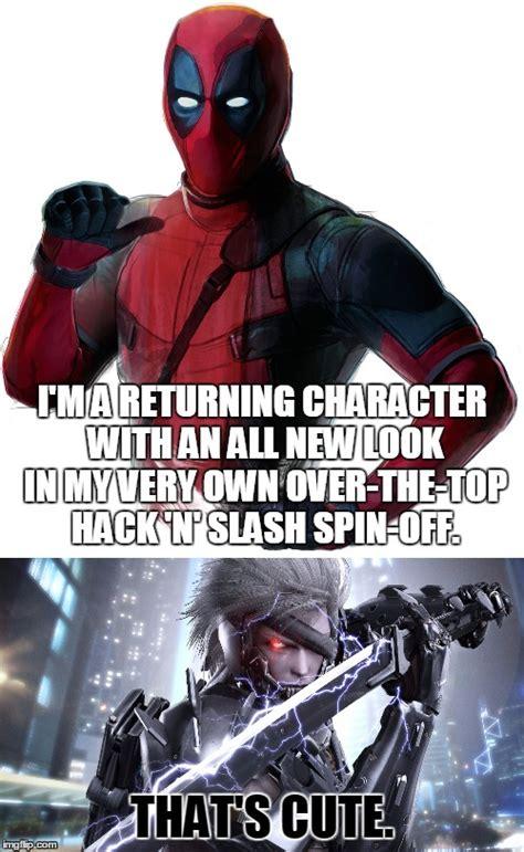 Metal Gear Rising Memes - metal gear rising imgflip
