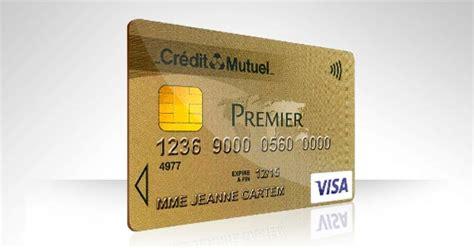 Plafond Cb Visa by Carte Visa Premier Choisir Une Carte Bancaire Cr 233 Dit