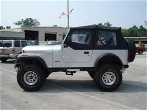 1983 Jeep Wrangler For Sale 1983 Jeep Wrangler For Sale Pictures