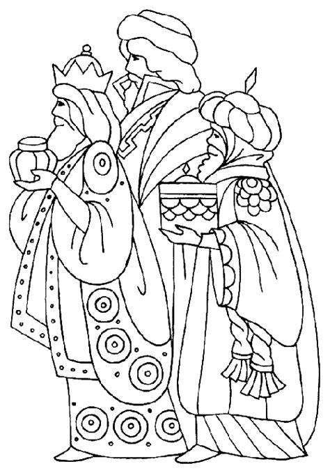 imagenes de los reyes magos para pintar dibujos reyes magos para colorear melchor gaspar y