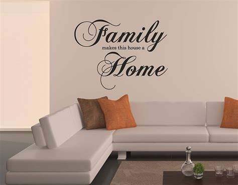 house wall stickers family home wall sticker contemporary wall stickers