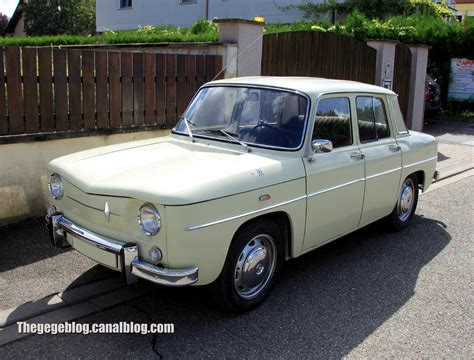 renault cars 1965 1965 renault r8 information and photos momentcar