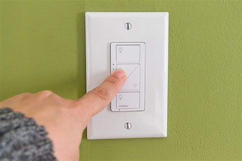 wireless light switch the best in wall wireless light switch and dimmer