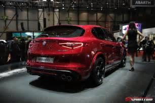 Alfa Romeo Geneva Geneva 2017 Alfa Romeo Stelvio Qv Gtspirit