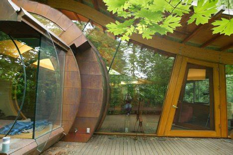Frank Lloyd Wright Tree House by If Frank Lloyd Wright S Falling Water Were A Tree House Urbanist