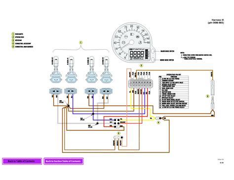 speedometer wiring diagram webtor me