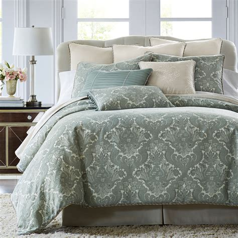 royal velvet comforter upc 736425617522 royal velvet azure 4 pc comforter set