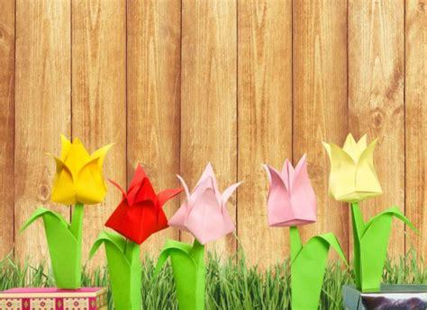 tutorial origami semplici fiori di carta origami semplici tutorial donnad